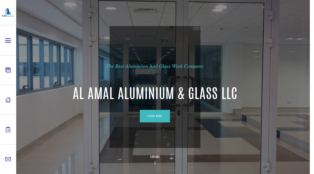 Al Amal Aluminium & Glass LLC, UAE – Prautesys